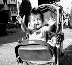 Greeting and Waving - 11 Months