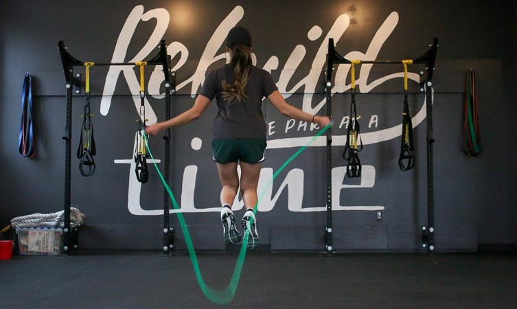 Rope Jumping - A high-intensity aerobic exercise
